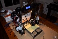 fertiger 3D-Drucker