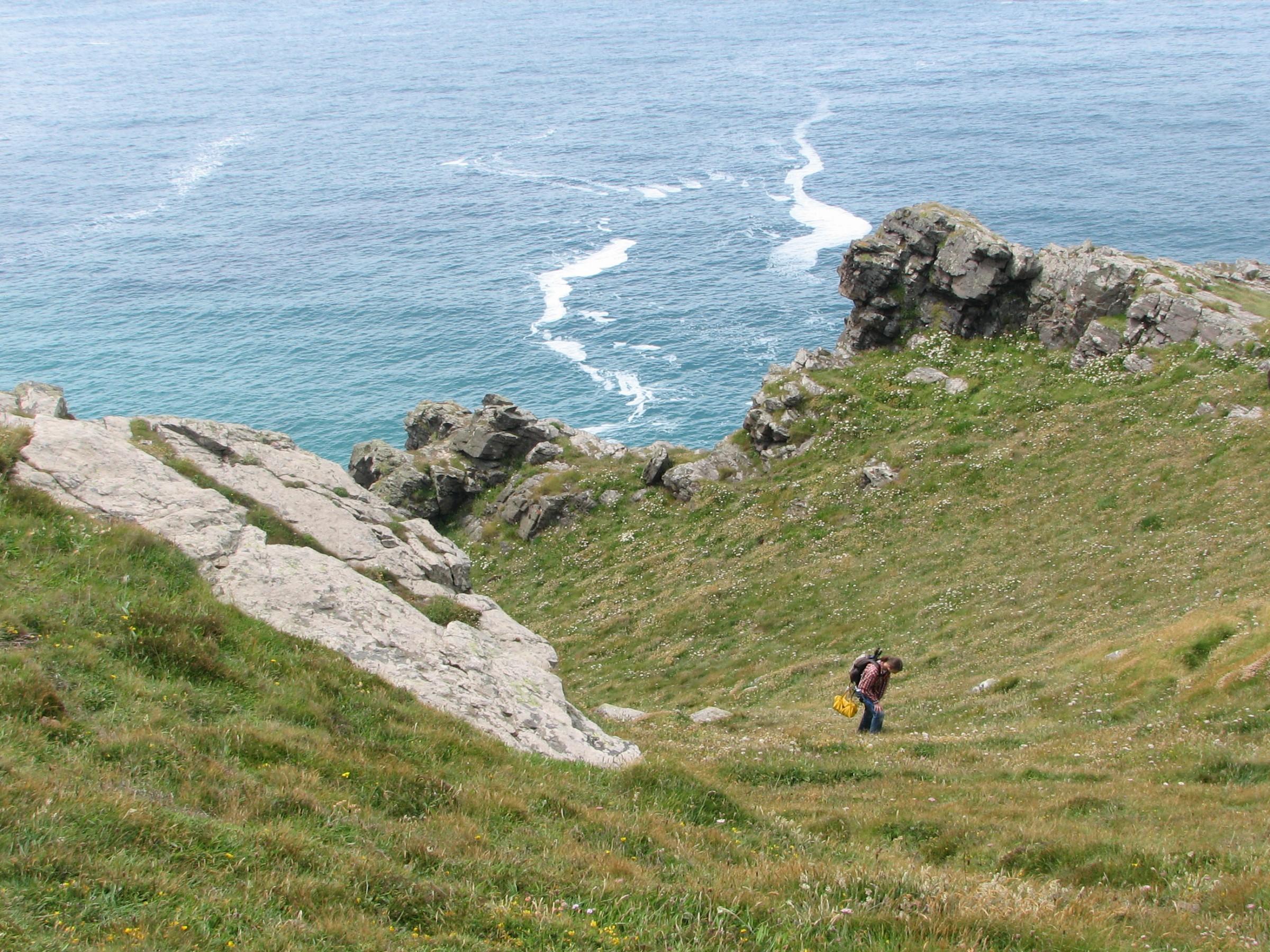 Filmausflug in Cornwall