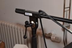Mikrofonarm auf Mikroständer