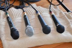 Gesangsmikrofone