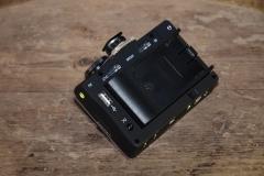 VL35 Monitor Rückseite