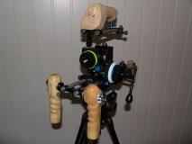DIY Wooden Rig Handles