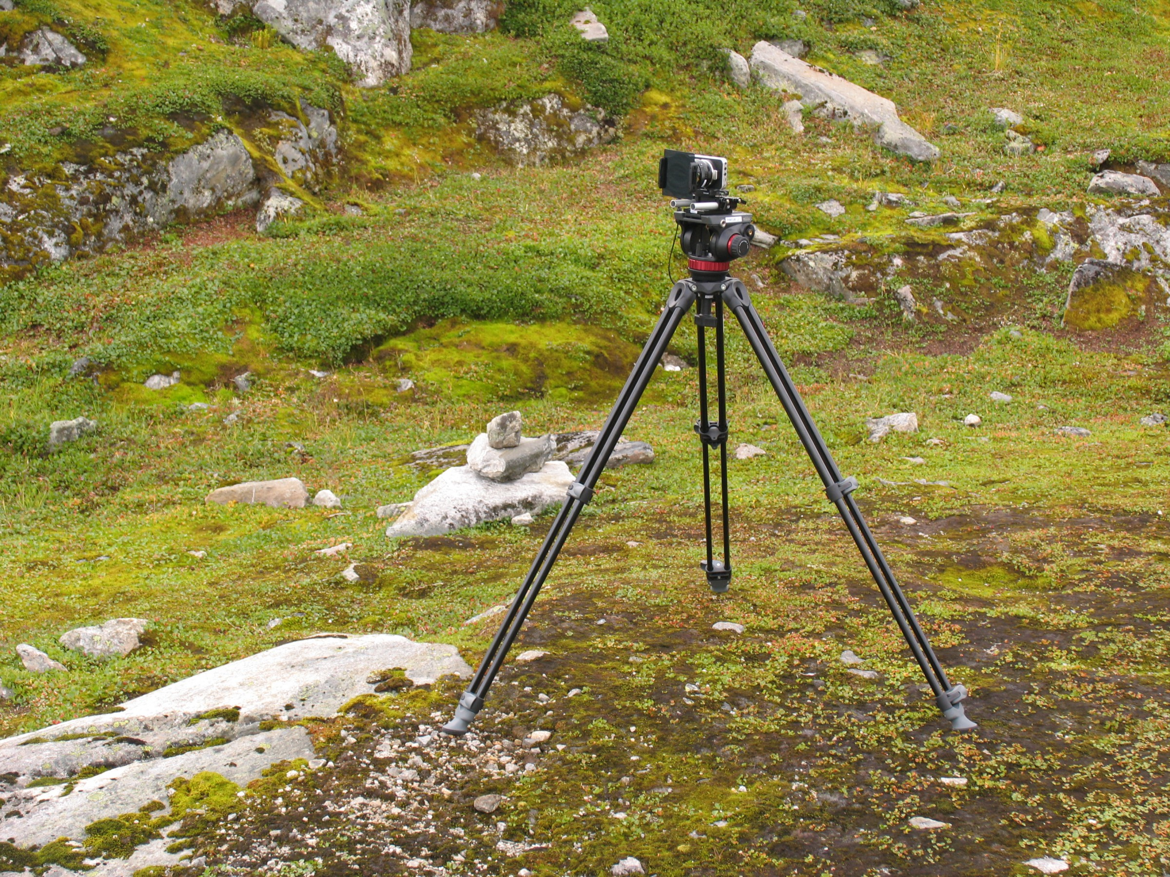 tripod with BMPCC