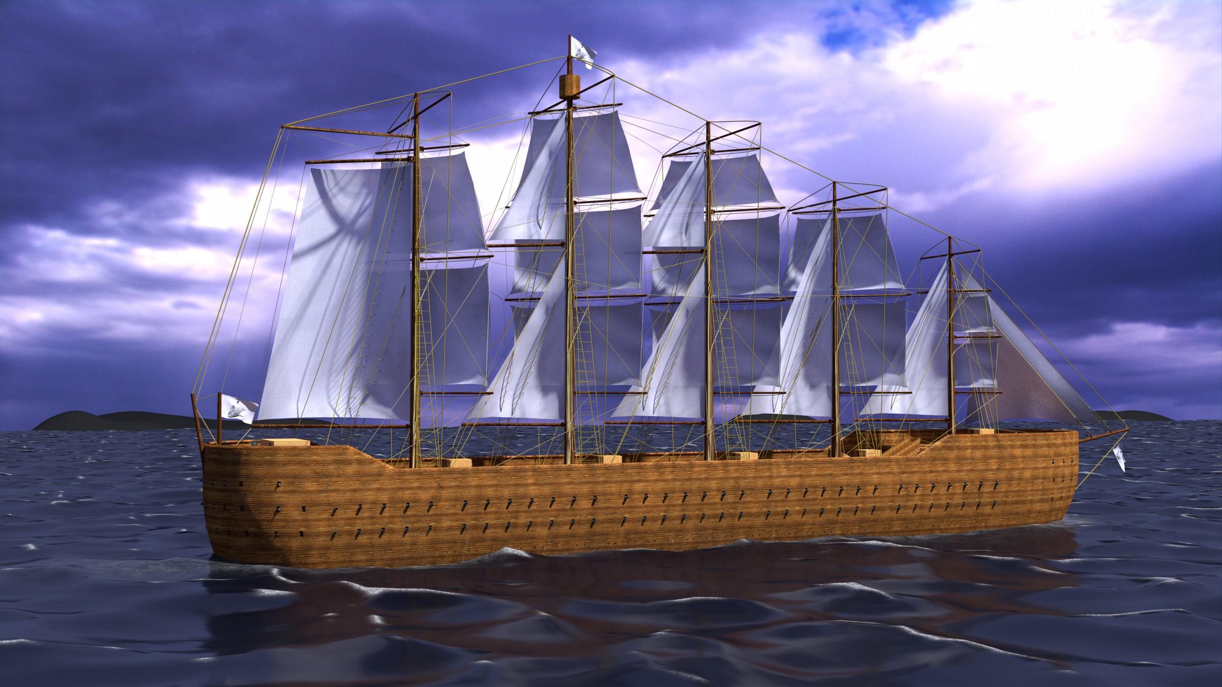 Orca Ship