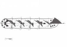Orca Takelriss Draufsicht