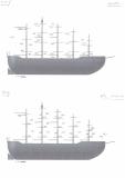 Orca Takelriss Brassen und Fallen