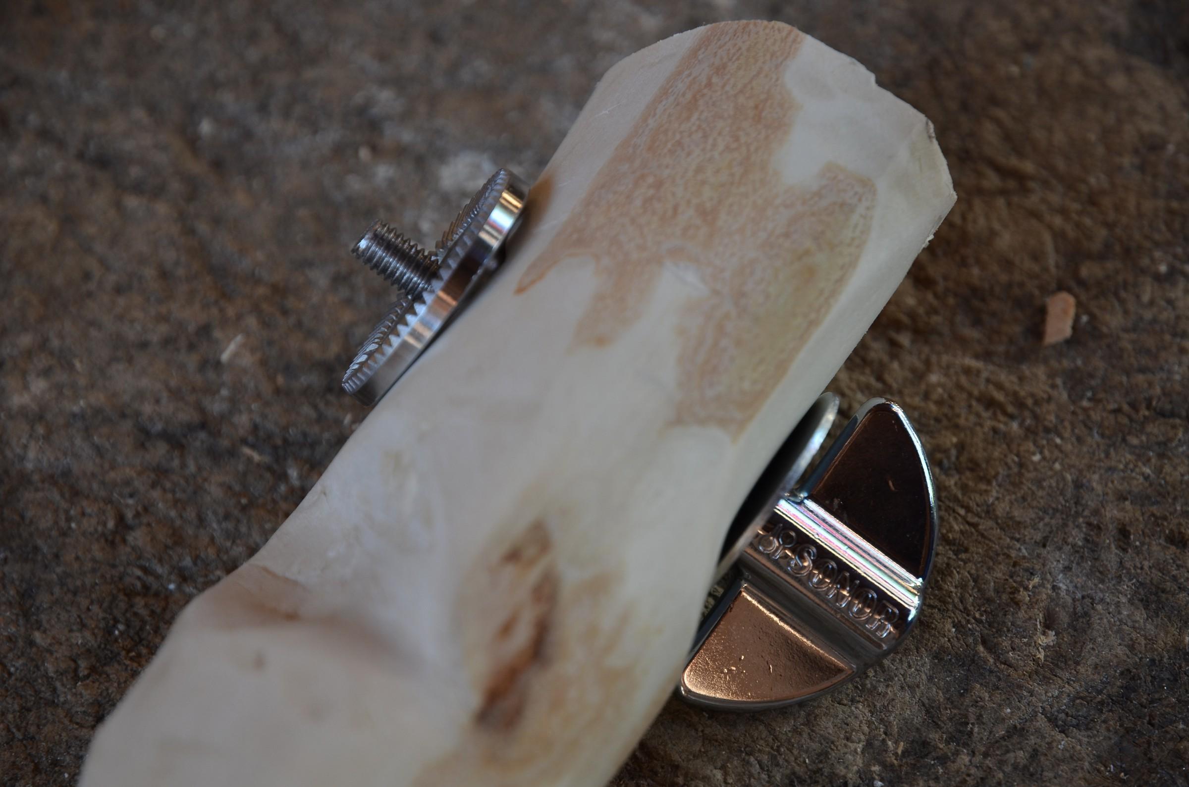 Wooden Rig Handle