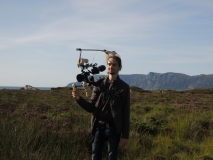 Easy Rigs beim Filmen in Norwegen